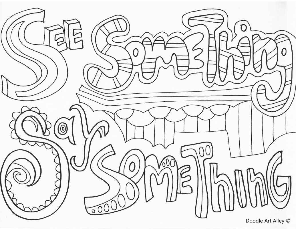 Anti Coloring Book Sle Pages