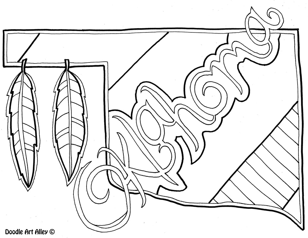United States Coloring Pages