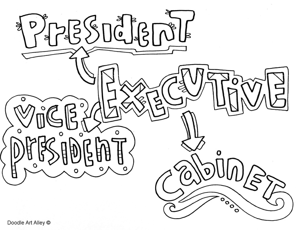 U S Government Coloring Pages And Worksheets For Preschool