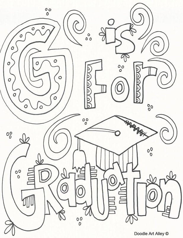Congratulations Pages Coloring Pages
