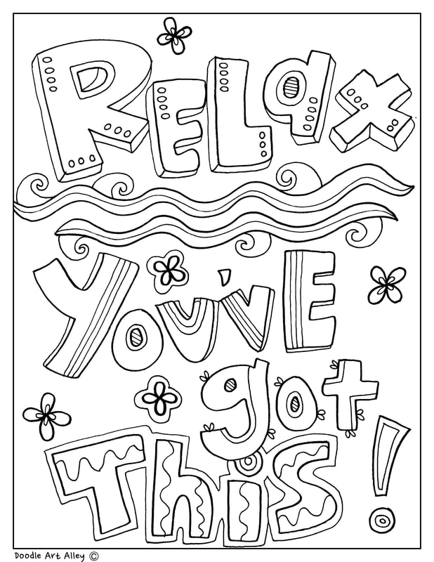 Pi Coloring Pages Doodle Art Alley Classroom Doodles Math Pi