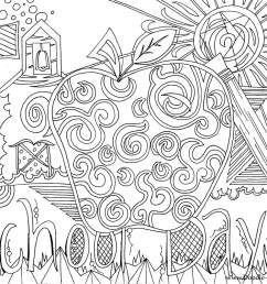 Back to School Coloring Pages \u0026 Printables - Classroom Doodles [ 800 x 1032 Pixel ]