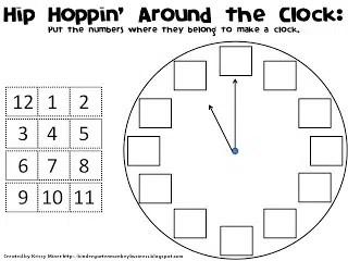How Do You Teach Time? Come Hip Hop Around the Clock with