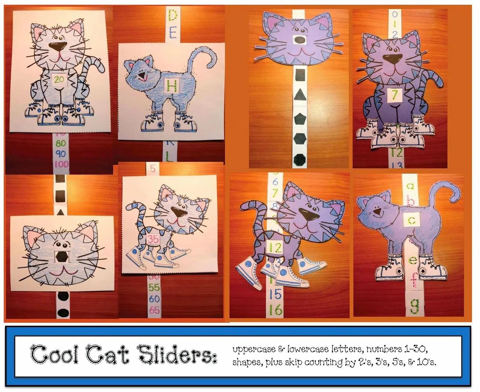 Cool Cat Sliders