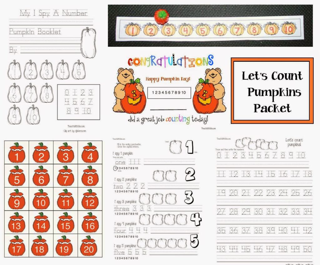 Let S Count Pumpkins