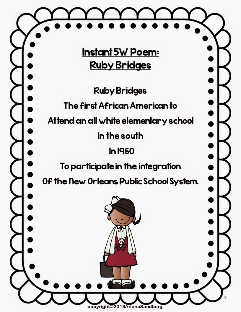 Celebrating Black History Month with a Poetry Activity