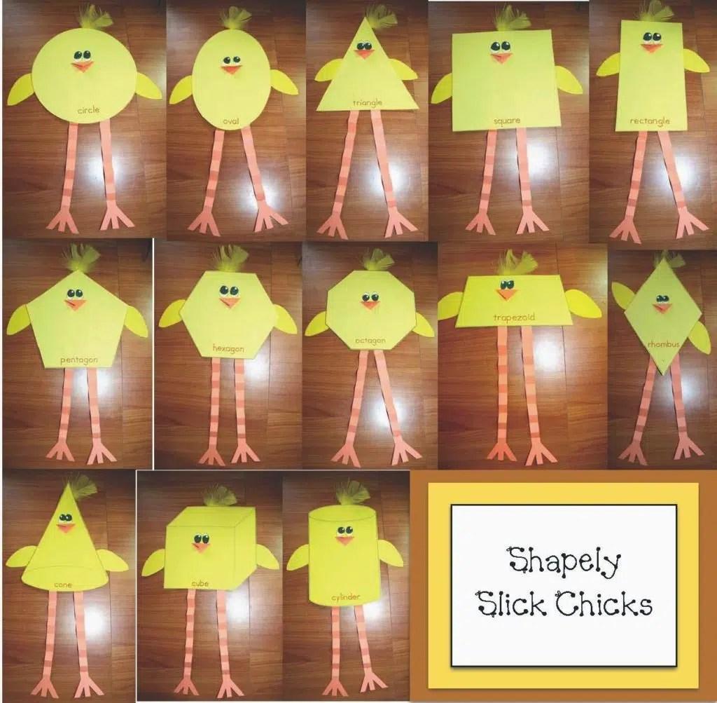Slick Chick Shape Packet