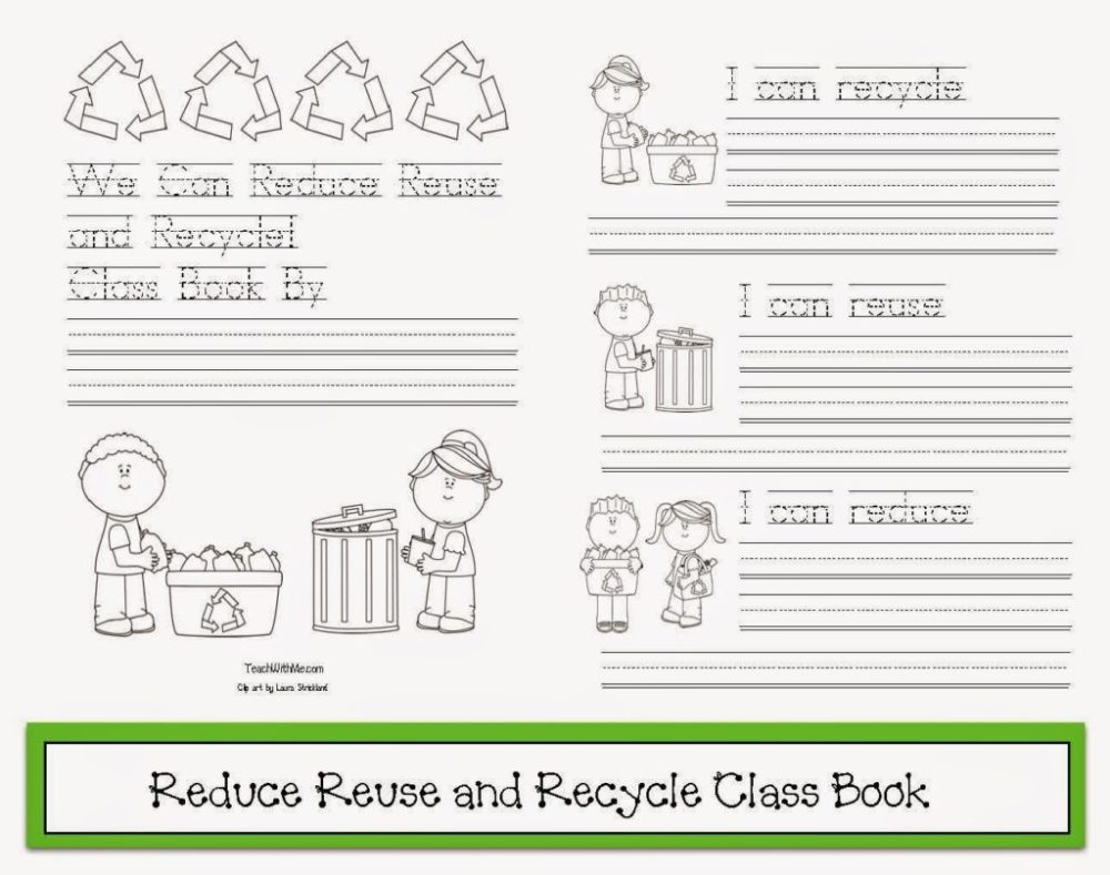 medium resolution of Recycle Worksheet Grade 1   Printable Worksheets and Activities for  Teachers