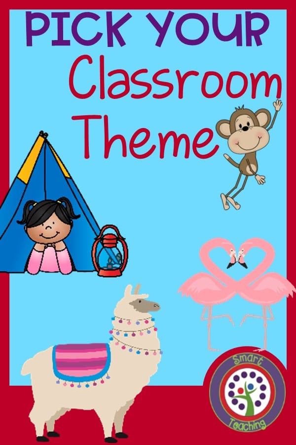 How Will You Decorate Your Classroom This Year