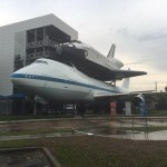 Space Shuttle Independence Houston Space Center Photo by Lisa Hegdahl