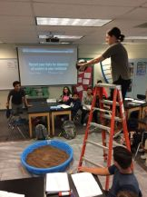 Simulations allow students to hang their understanding of meteor impacts on a sturdier conceptual framework.