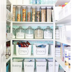Kitchen Pantry Ideas Aid Accessories How To Organize A And Organization