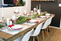 Crate And Barrel Table Settings & For A Formal Table Setting