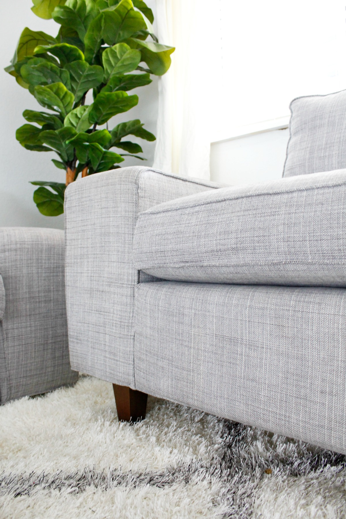 sofa with legs or without living room design ideas corner changing got ugly change them thesofa