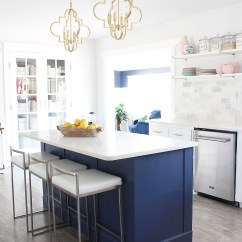 Island Kitchen Chrome Chairs How To Build A Easy Diy