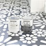 Modern Ranch Reno Half Bathroom Flooring Done Cheap And Easy Our 50 Makeover Classy Clutter