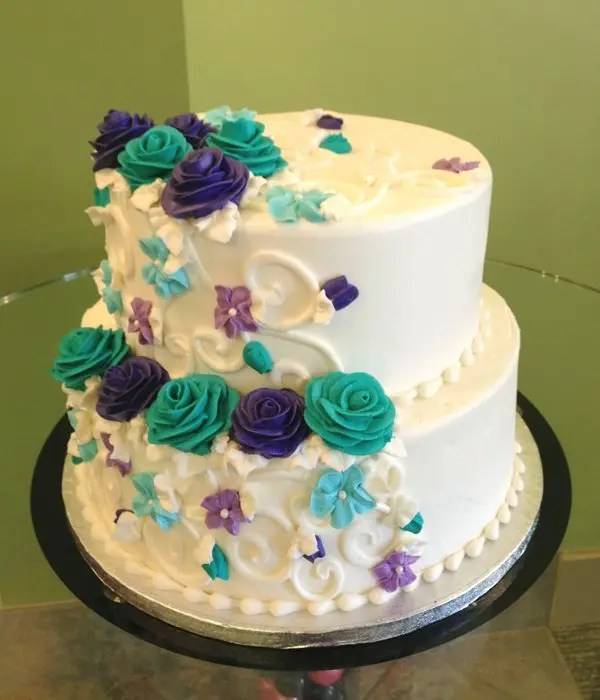 Charlotte Tiered Cake – Classy Girl Cupcakes