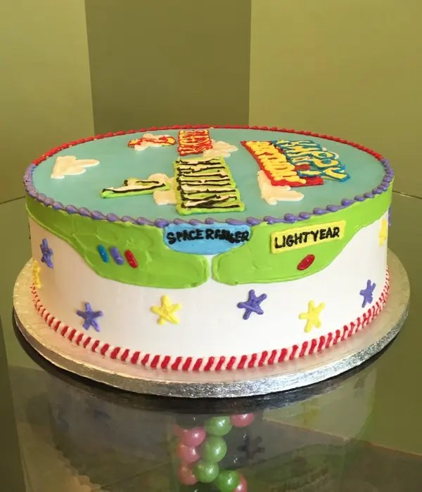 Toy Story Layer Cake Classy Girl Cupcakes