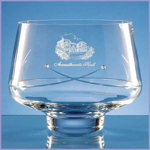Engraved Glass Bowls