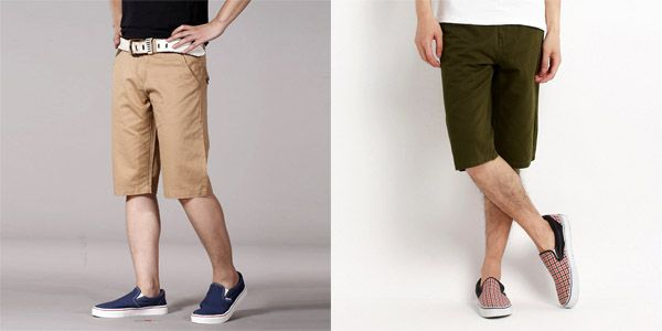 Looking Great With Men's Shorts