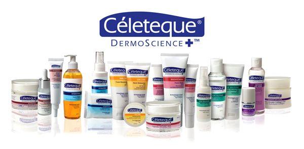 Celeteque DermoScience Skin Care Line