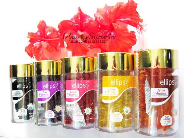 Ellips Hair Vitamin: Smooth and Shiny With Aloe Vera Oil