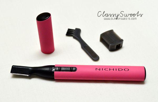 Nichido Mini Haul: Nichido Electric Lady Shaver