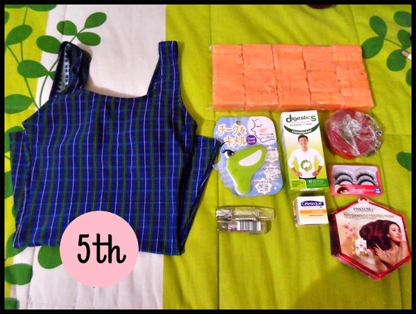 March 2014 International Giveaway