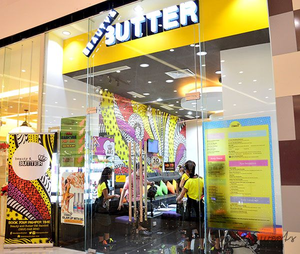 A Wonderful Nail Experience At Beauty & Butter