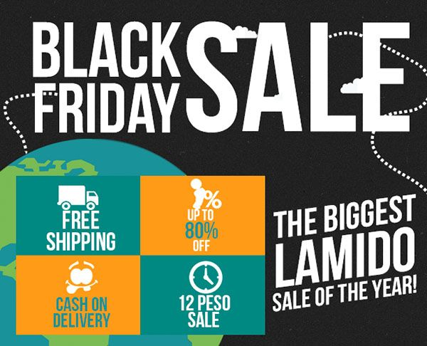 Black Friday Sale At Lamido