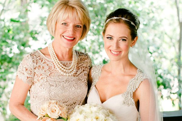 A Guidebook For The Mother Of The Bride