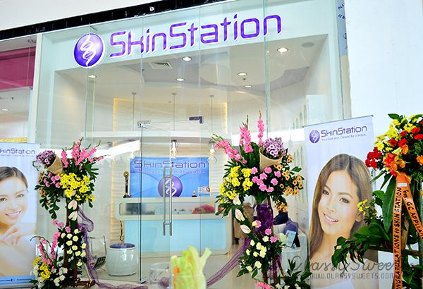 SkinStation's Newest Branch At SM City Bacolod