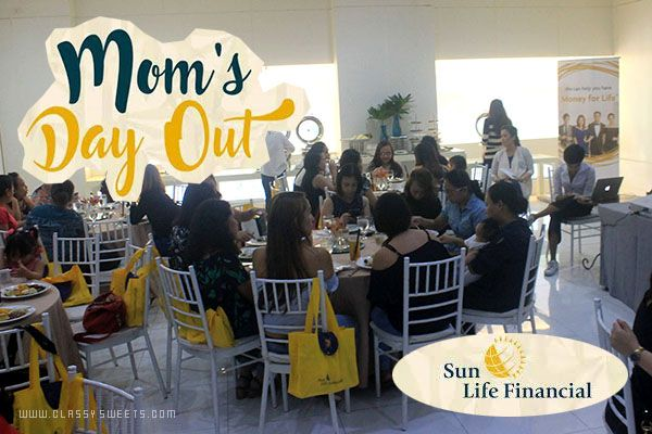 A Relaxing Afternoon Treat At The Spa With Sun Life Team Mom's Day Out