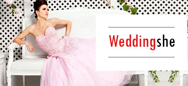WeddingShe: Being The Star Of The Prom