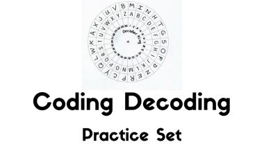 Logical Reasoning for CLAT : Practice Questions on Coding