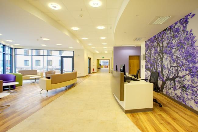 The Clatterbridge Cancer Centre  Clatterbridge Cancer Centre  Aintree