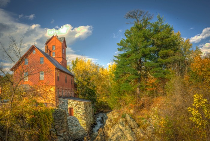 Fall In Vermont Wallpaper Vermont Fun Fact They Really Hate Walmart Clattr