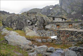 Ancienne bergerie à Pierre Giret