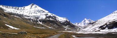 Parc de la Sassière, à l'entrée ( alt. 2400 m )