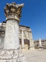 Capernaum, Wohnstätte des heiligen Petrus