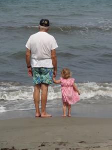 El viejo, el mar y la nieta