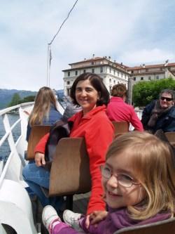 Ausflug zur Isola Bella