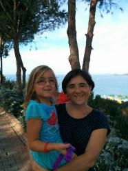 Laura Maria und Claudia