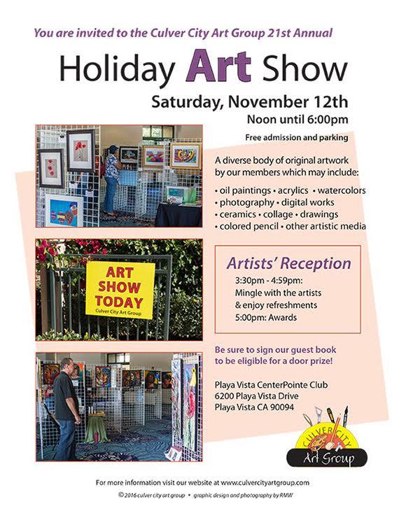 Culver City Art Show 2016