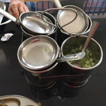 4 different dishes every day