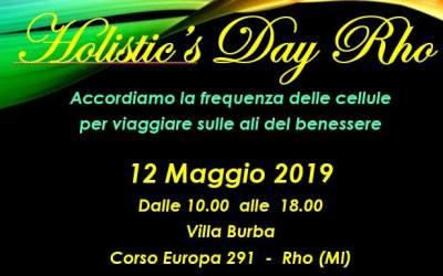 12 maggio, Holistic Day di Rho: ti aspetto!
