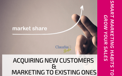 Let's Talk About Acquiring New Customers and Marketing to Existing Ones