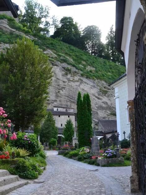 Friedhof Sankt Peter