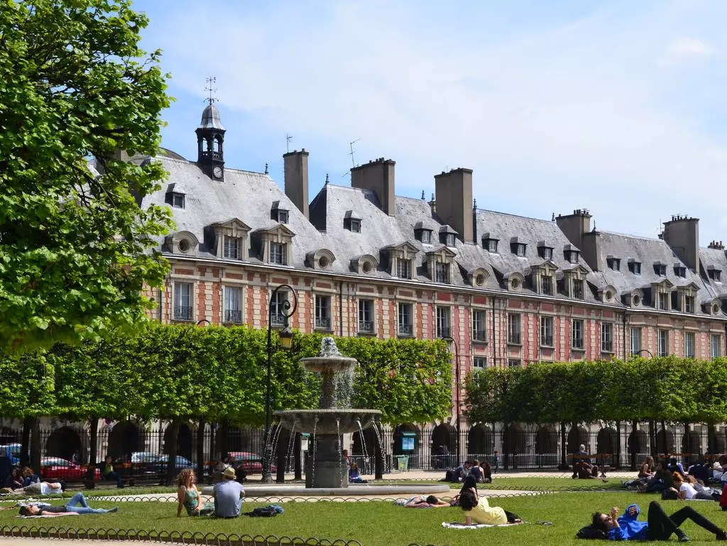 Kurztrip nach Paris, der Marais