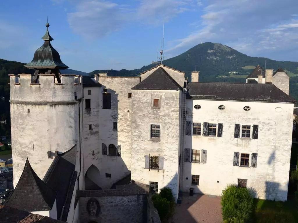 Wenn Blogger wandern, Instawalk über die Festung Hohensalzburg